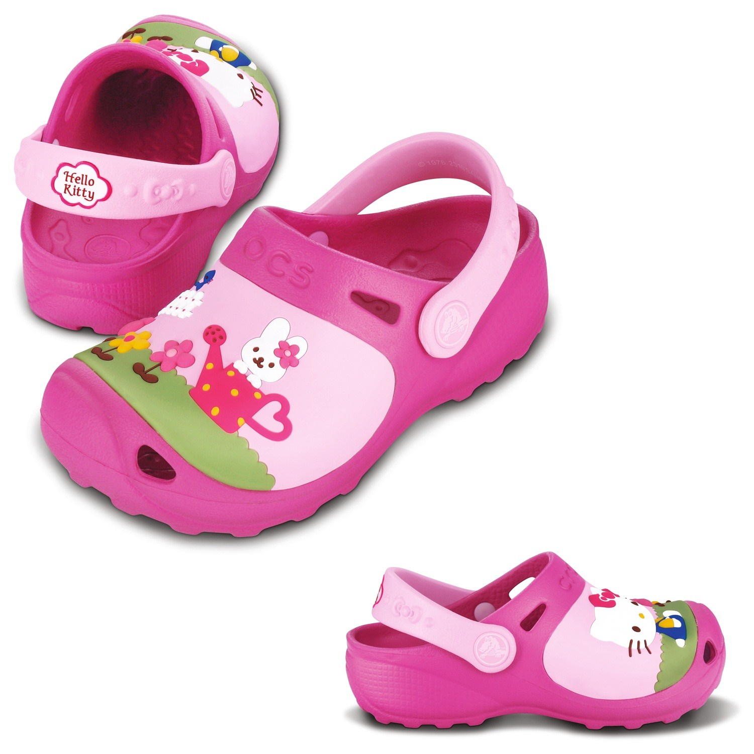 Crocs Hello Kitty Custom Kids  Slippers  Everyday shoes  Shoes  Timarco eu