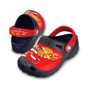 Crocs McQueen DragRacing Custom Kids * Gratis verzending *