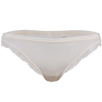 CK Panties with lace Ivory * Gratis Fragt * * Kampagne *