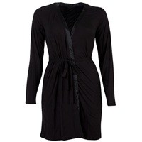 CK Sleepwear Essentials Short Robe