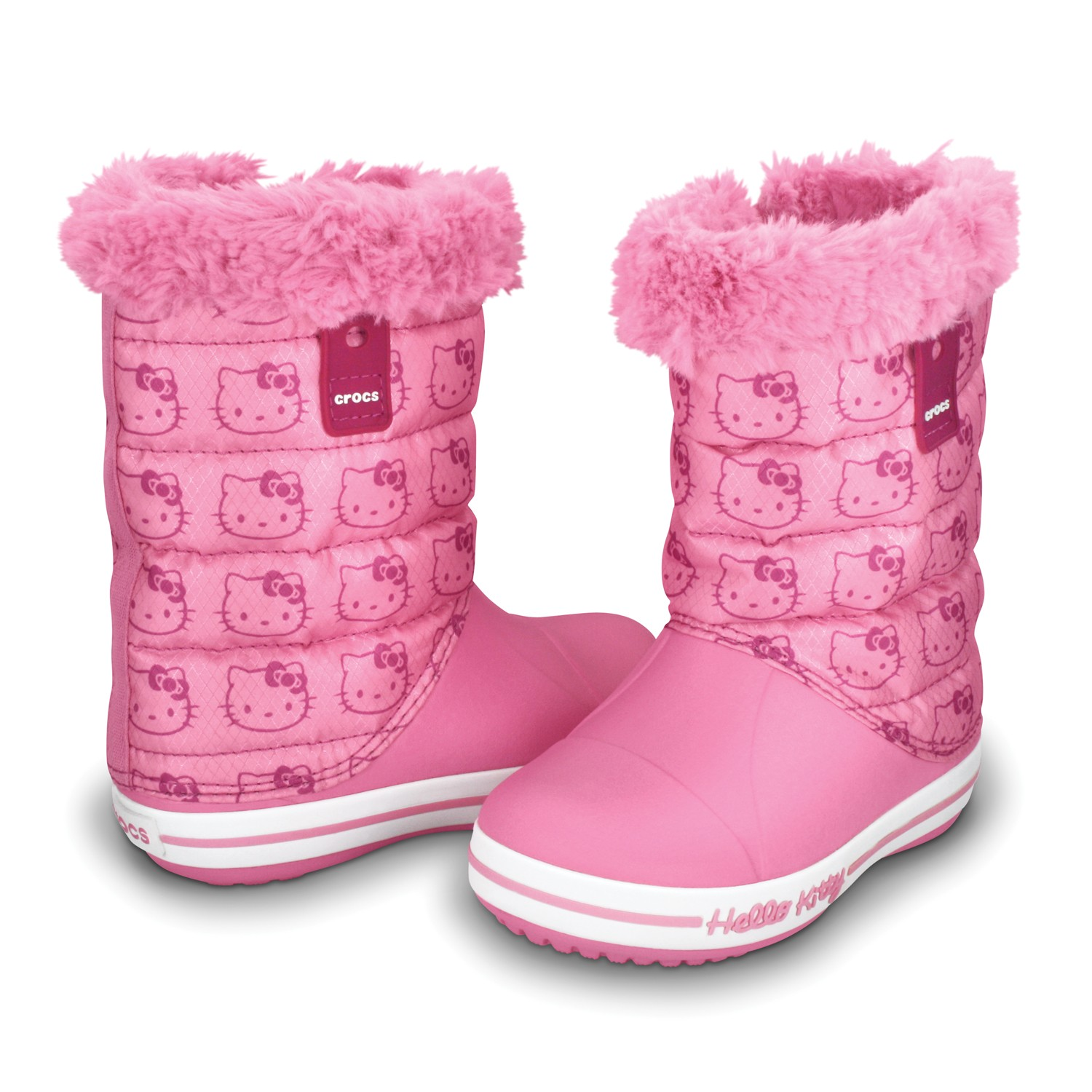 Crocs Hello Kitty Gust Boot  Boots  Everyday shoes  Shoes  Timarco eu