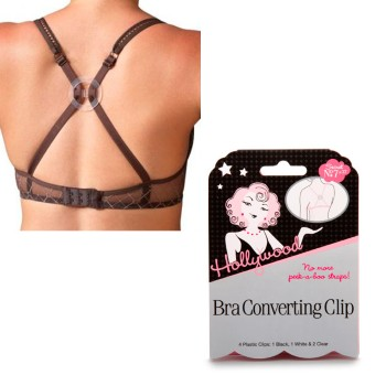 Hollywood Bra Converting Clip