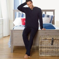 Jockey Pyjama Knit 50055 3XL-6XL