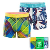 2-Pack Björn Borg Shorts Cool For Boys 74014