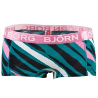 Björn Borg Mini Shorts Wild Thing Everglade