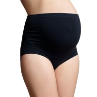 Boob Maternity Hi-Cut Brief Black
