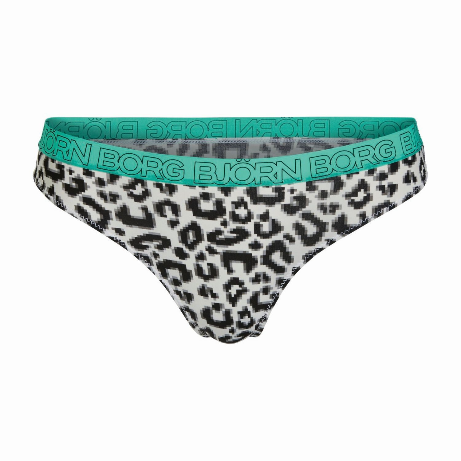 eea971bdeaf Björn Borg Love All String Micro Leopard - Briefs - Underwear ...