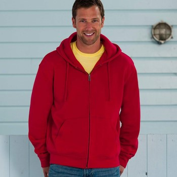 Russell Authentic Zipped Hood