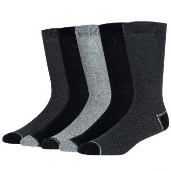 Wolsey Heel And Toe Socks 5-pack