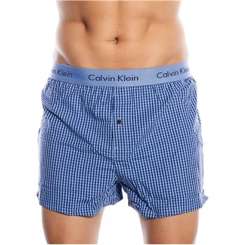 Calvin Klein Traditional Slim Fit Woven Boxer UPP1