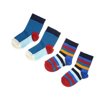 Happy socks Stripe Socks UPP 2-pack
