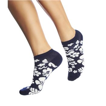 Happy socks Low Sock Hawaii Navy