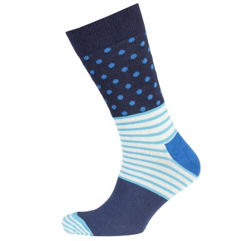 Happy socks Stripe Dot Sock White