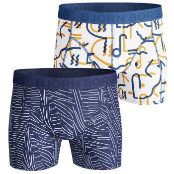 Björn Borg Short Shorts Sketch and Pool 2-pack