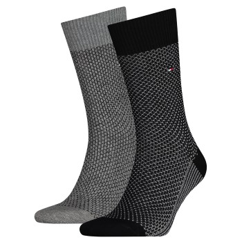Tommy Hilfiger Men Eagle Eye Sock 2-pack