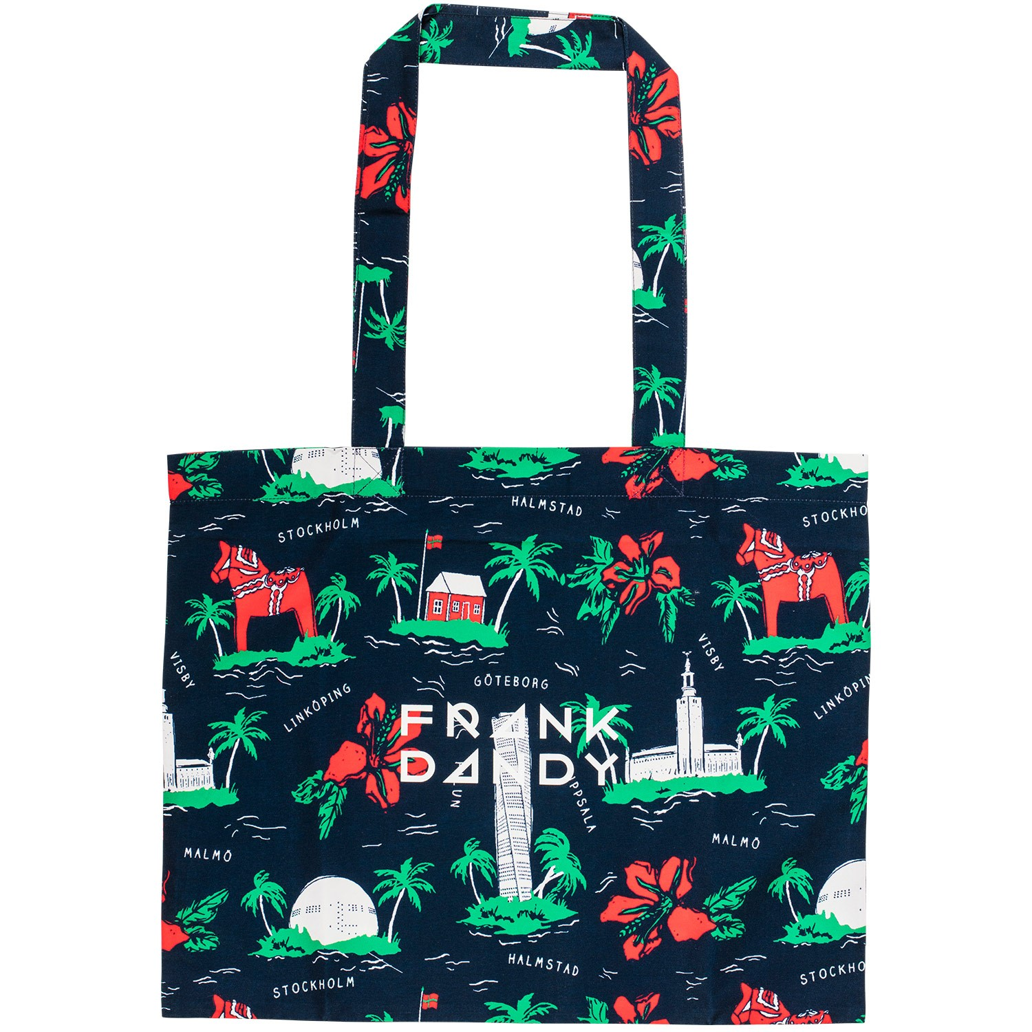Frank Dandy Swewaii Beach Tote Bag