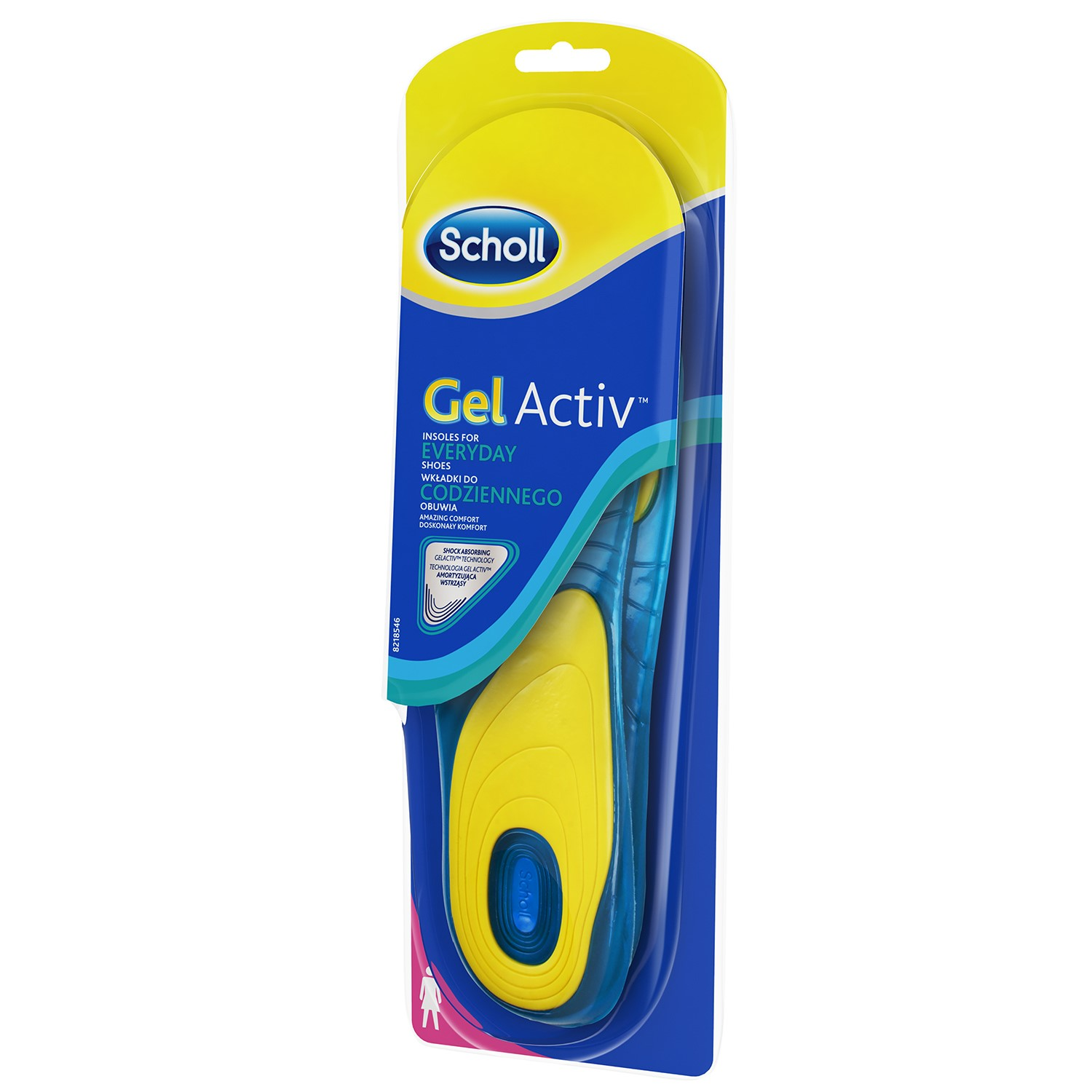 Scholl active gel sulor