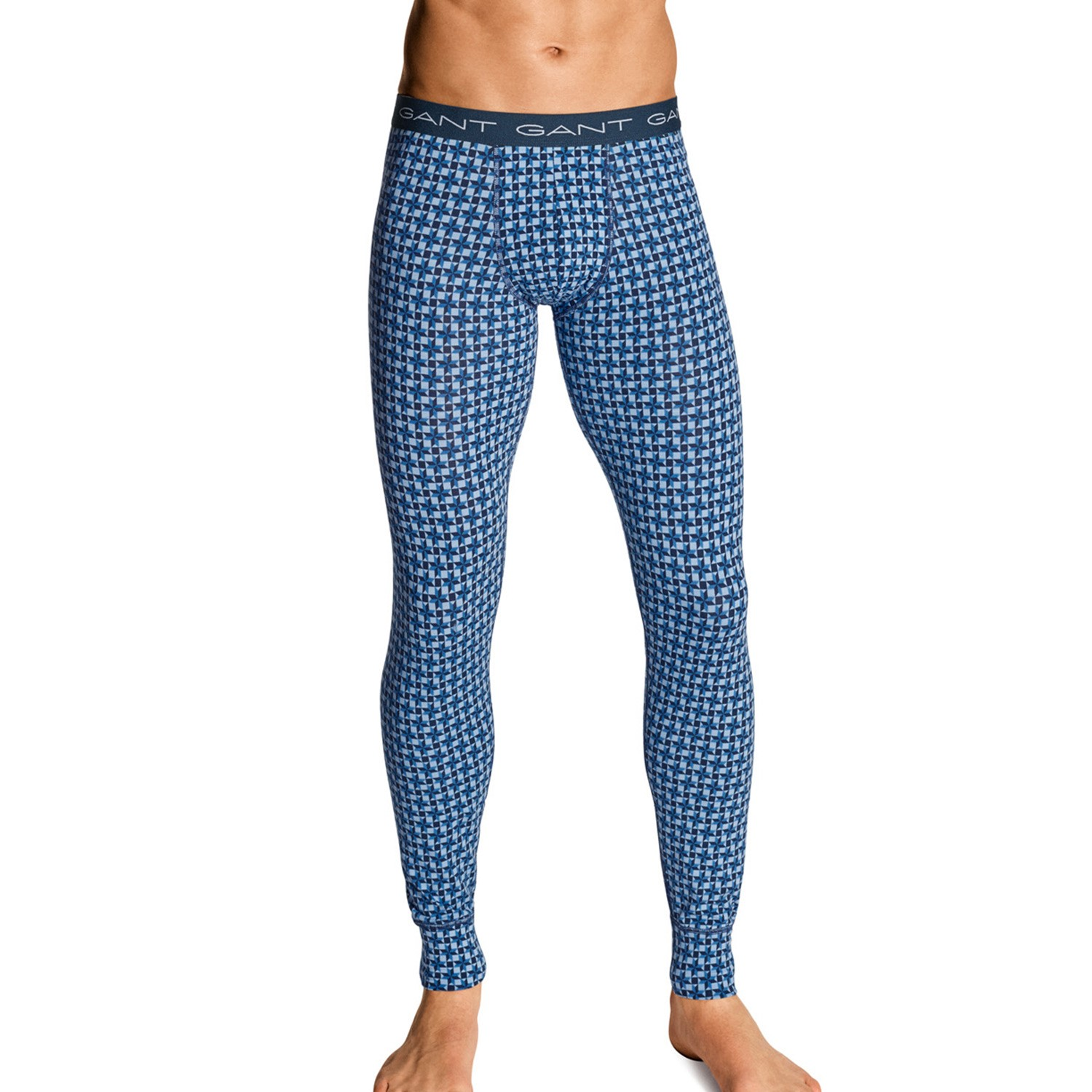 Gant Long Johns Winter Star