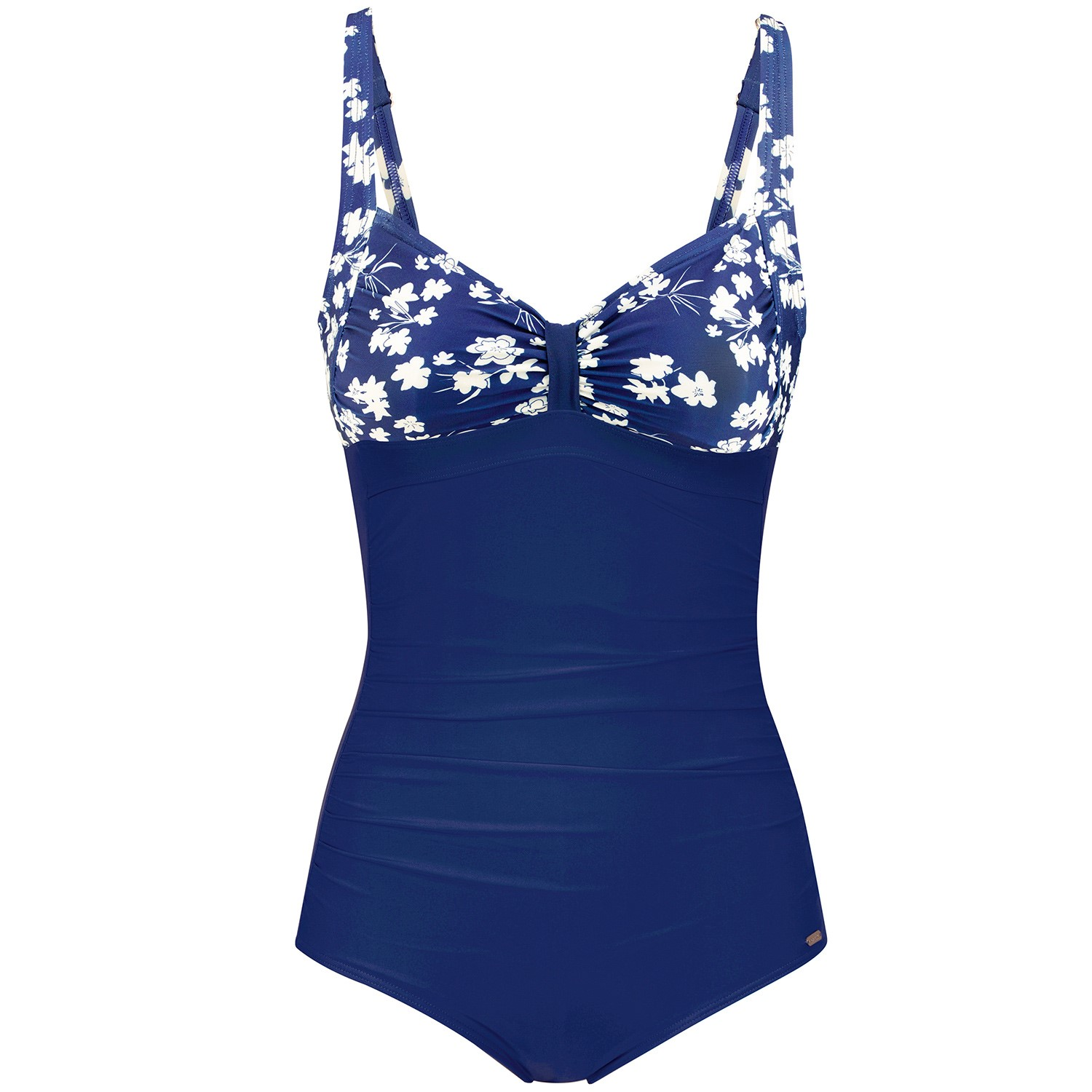 Abecita Blue Flower Kanters Swimsuit