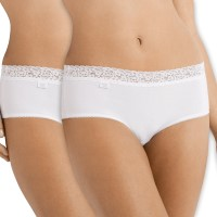 2-Pakkaus Sloggi Basic Lace Hip
