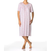 Calida Soft Cotton Nightshirt 34000 Sweet Lilac