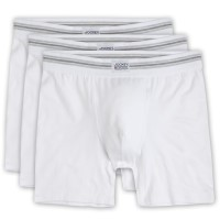 3-Pack Jockey Cotton Stretch Boxer Trunk