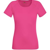 Fruit of the Loom Lady-Fit Performance T