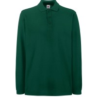 Fruit of the Loom Premium Long Sleeve Polo