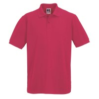 Russell M Classic Cotton Polo