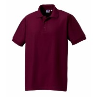Russell M 100% Cotton Durable Polo
