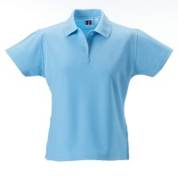 Russell F 100% Cotton Durable Polo