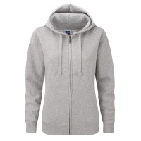 Russell Ladies Authentic Zipped Hood