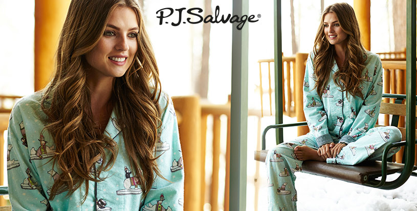 A perfect pair of pajamas from P.J.Salvage